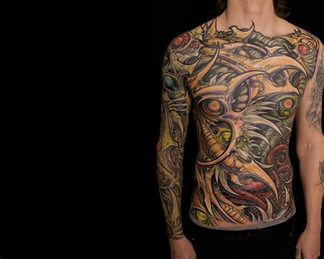 biomechanical tattoo artists 10 expert biomechanical artists scene360