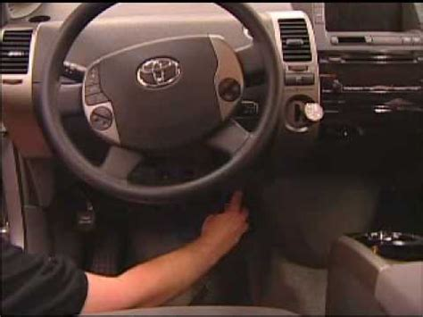 toyota prius tpms tire pressure monitoring system youtube