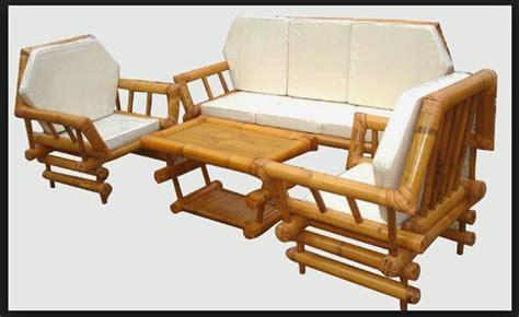 Kursi Bambu Ruang Tamu desain model kursi tamu minimalis terbaru 2018 rumah minimalis