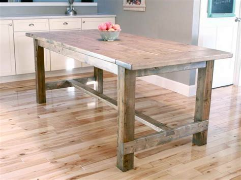 diy kitchen table plans planning ideas diy farm table plans for home diy farm