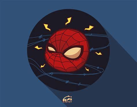 spiderman chibi marvel heroes hd superheroes