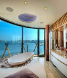 Unique Bathrooms 20 Luxurious Bathrooms With A Scenic View Of The Ocean