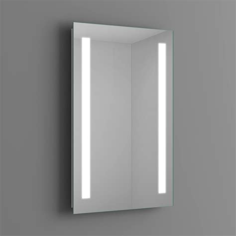 Battery Operated Led Bathroom Mirrors Led Mirror Bathroom Rectangular Battery Operated Illuminated Light Up 500x700mm