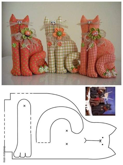 Patchwork Door Stop Pattern - pijama bebe origami patchwork dolls and craft