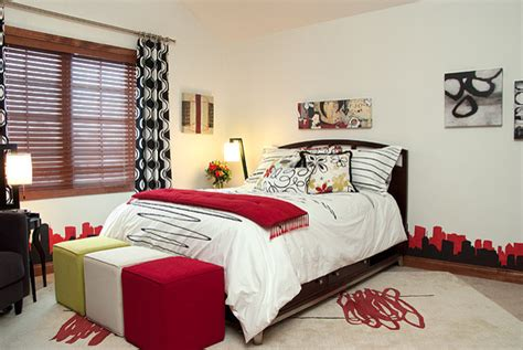 houzz teen bedrooms teen bedroom contemporary bedroom milwaukee by