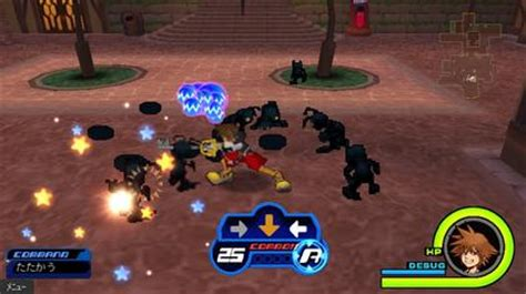 kingdom hearts re coded file kingdom hearts coded gameplay jpg
