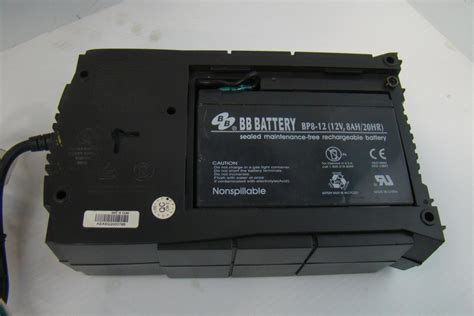 Baterai Power Hp Bb bb battery cyber power sealed maintance free rechargable