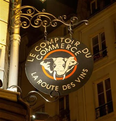 le comptoir du commerce op 233 ra bourse restaurant