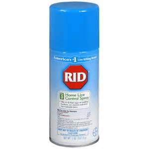 lice spray for home rid lice spray 5oz by bayer