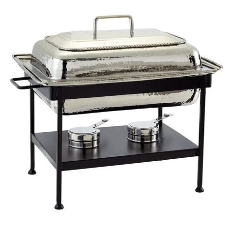 683 rectangular stainless steel chafing dish chafing dishes buffet servers at