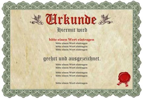 Vorlage Word Mittelalter gutschein vorlagen zum ausdrucken