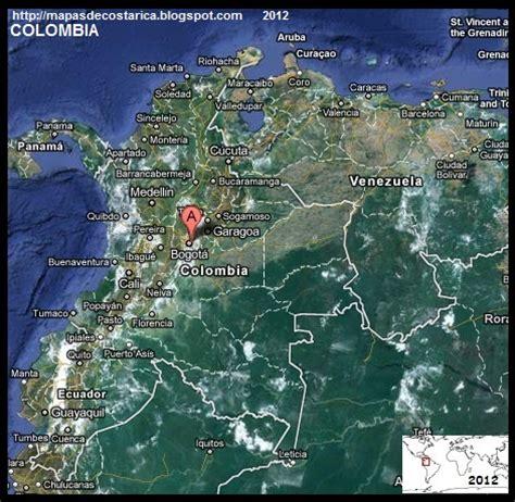 imagenes satelitales google mapas satelitales de colombia