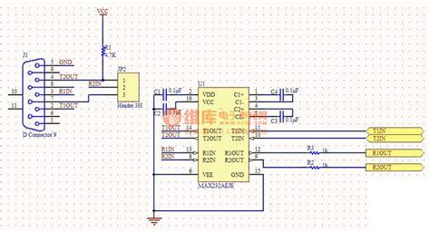 serial port communication rs232 serial port communication circuit communication