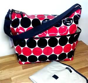 Kate Spade Small Loden Black Polkadot Hitam Gratis Ongkir kate spade large serena polka dot bag black white tradesy