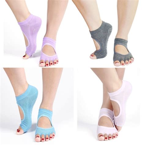 Open Toe Socks Kaos Kaki toes socks reviews shopping toes socks