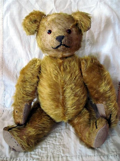 Vintage Teddy Bears | tracy s toys and some other stuff odd antique teddy bear