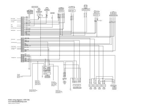 2002 Mitsubishi Galant Stereo Wiring Diagram