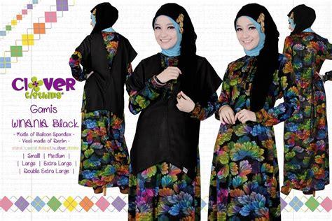Baju Minidress Motif Polkadot Lengan Kecil Dada V buy new item clover clothing baju gamis masa kini busana muslim luvia monita deals