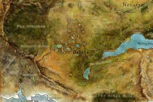Dragon Age Inquisition World Map by Orlais Dragon Age Wiki Fandom Powered By Wikia