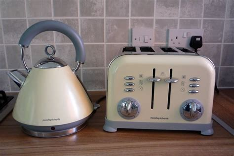 Retro Kettle And Toaster Morphy Richards Blog
