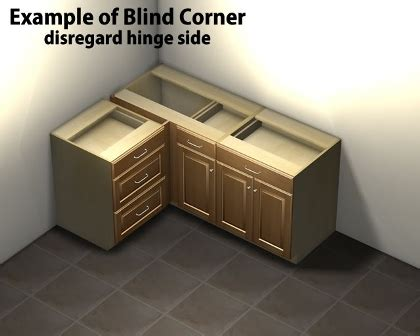 blind corner kitchen cabinet solutions kitchen blind corner solutions