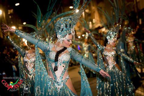 Carnaval De Aguilas Fiesta Erasmus Murcia