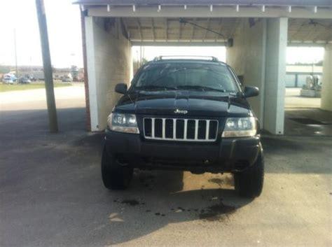 2004 Jeep Grand Lift Kit Purchase Used 2004 Jeep Grand Lerado Black