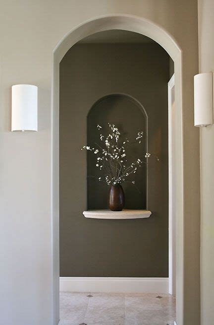 foyer niche foyer niche decorating ideas trgn f99348bf2521