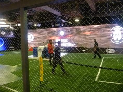 house of football nike house of innovation football pitch