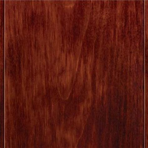 home legend high gloss birch cherry solid hardwood flooring 5 in x 7 in take home sle hl