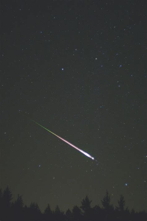 Meteor Shower Predictions by Draconid Meteor Shower Predicted For October 2011 Space