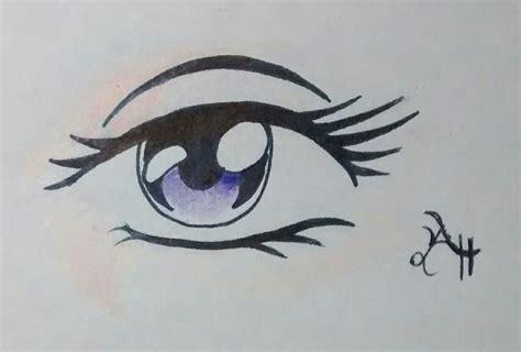 imagenes ojos para dibujar como dibujar un ojo manga anime 目 how to draw manga