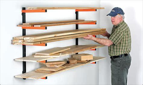 Portamate Wood Rack by Lumber Storage Rack Valley Tools