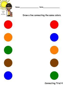 color recognition iep goals and activities for basic color recognition