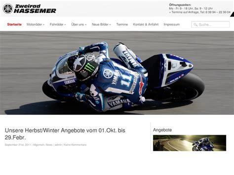 Motorrad Yamaha H Ndler Nrw by Zweirad Hassemer In Malchin Motorradh 228 Ndler