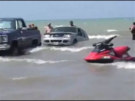 boat landing fails funniest boat launch ever youtube