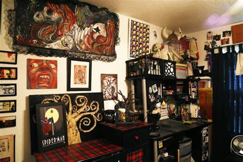 punk bedroom decor punk rooms universalcouncil info