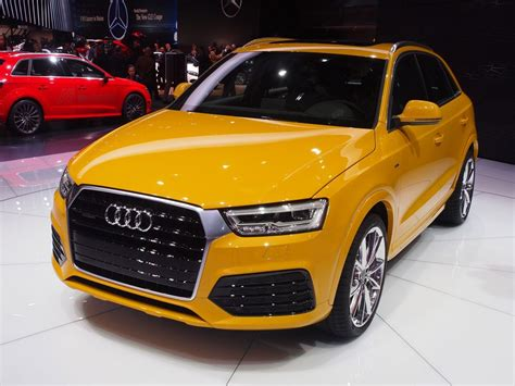 Audi Q3 Neues Modell 2016 by 2016 Audi Q3 Debuts At 2015 Detroit Auto Show