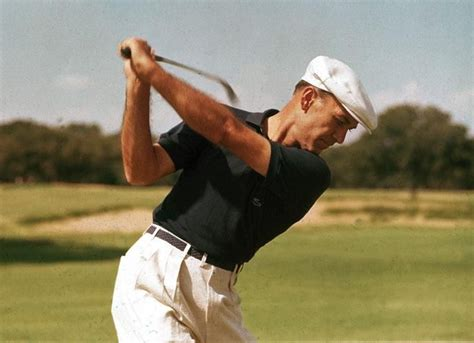 swing like ben hogan ben hogan flat swing plane the game of golf pinterest