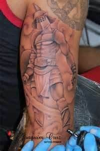 spartacus tattoo designs power back to work on a spartacus gladiator my