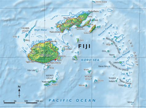 map world fiji mapgraphics custom mapping specialists