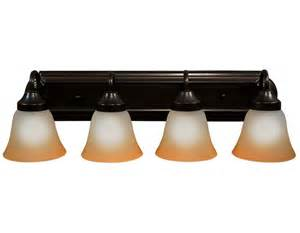 rubbed bronze lighting fixtures for bathroom