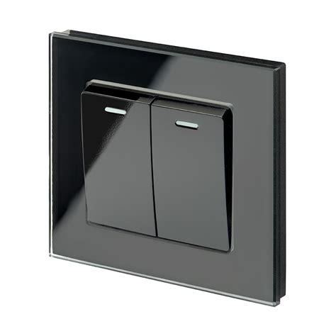black on light switch pg 2 rocker light switch black retrotouch