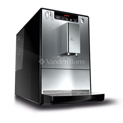melitta caffeo solo   bij vanden borre gemakkelijk