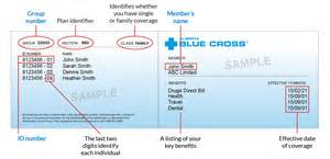 Connected Care Blue Cross Of Idaho Alberta Blue Cross Plan Administrators About Your Id Card