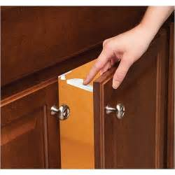 kitchen cabinet safety latches safety 1st 8pk finger guard cabinet amp drawer latch babiesrus