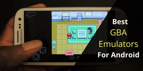 best android gba emulator best gba emulators for android in 2018