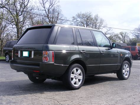 2005 hse range rover 2005 land rover range rover pictures cargurus