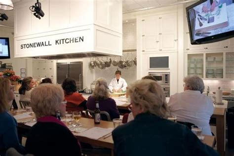 Stonewall Kitchen Cooking School by At The Stonewall Kitchen Cooking School In York Maine