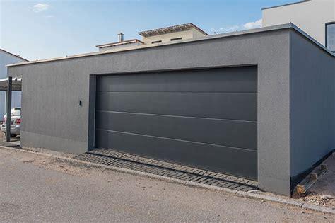 porte de garage en alu porte de garage aluminium budget maison